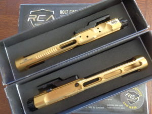 image of rubber city armory low mass .223 tin bcg for sale online monarch arms